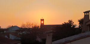 Un petit coucher de soleil sympa