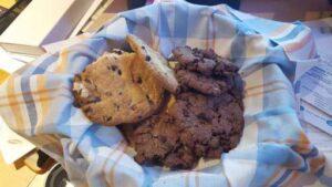 Dessert : cookies