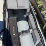 L'eVscope dans le sac à dos
