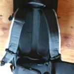 L'arrière du sac à dos
