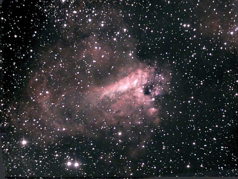 M17 - Nébuleuse du Cygne