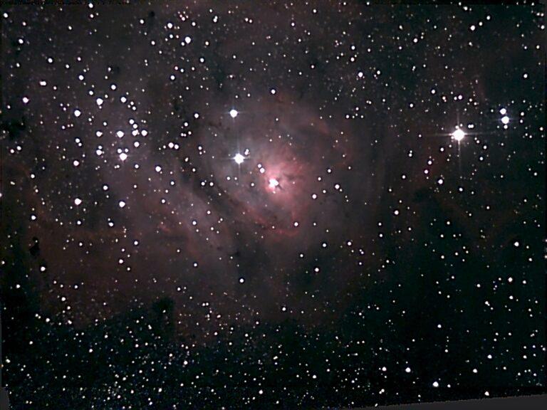 M8 - Nébuleuse de la Lagune